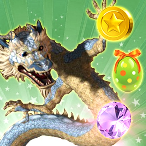 Lucky Dragon Kingdom Adventure - Find the magic ball to save city z iOS App