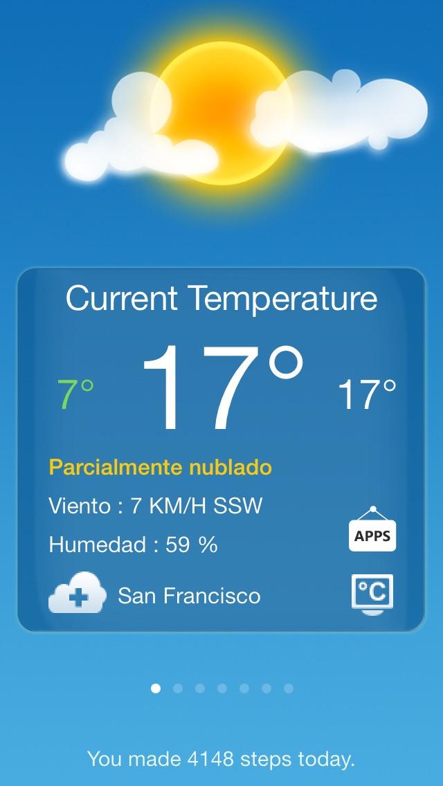 Screenshot for Tiempo Gratis in Peru App Store