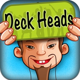 Deck Heads - Forehead Charades Card Game