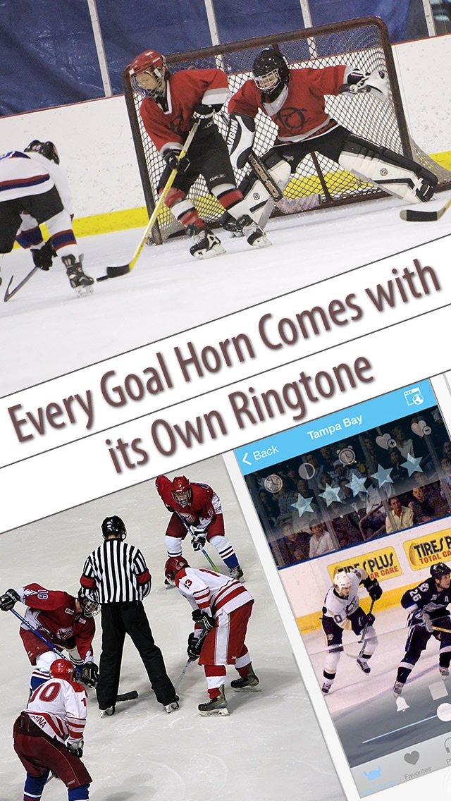 Hockey Goal Horns and Ringtones - AppRecs
