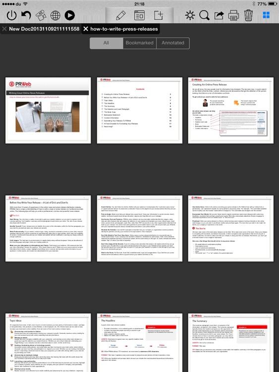 Creative Notes screenshot-3
