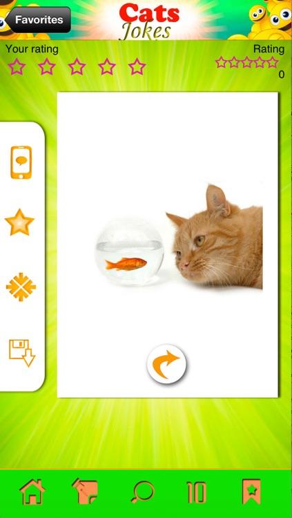 Barzellette sui gatti - Funny Jokes about Cats screenshot-3