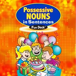 Possessive Nouns in Sentences Fun Deck