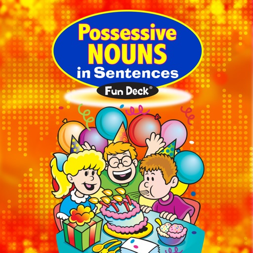 Possessive Nouns in Sentences Fun Deck