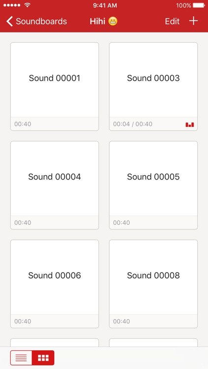 Showmaster - Create your own soundboard