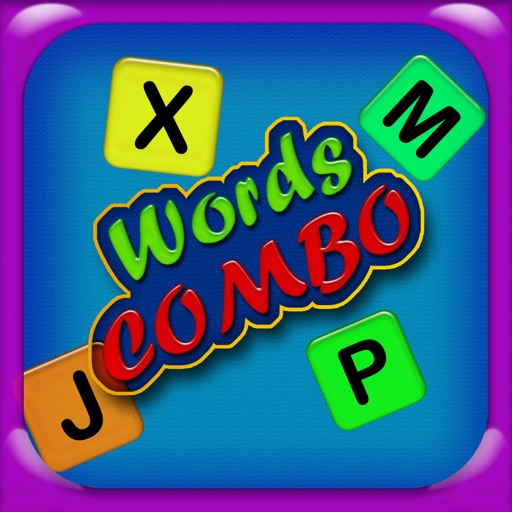 Words Combo icon