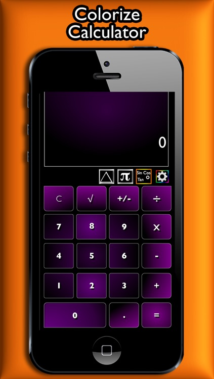 Colorful Calculator 7 screenshot-4