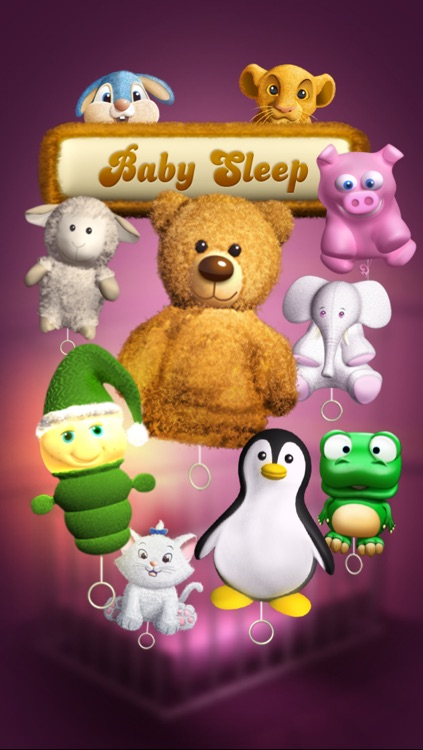 Baby Sleep Lullabies screenshot-2