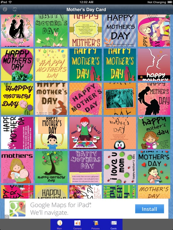 Mother's Day Photo Frames, Images & Greeting Cards screenshot-3