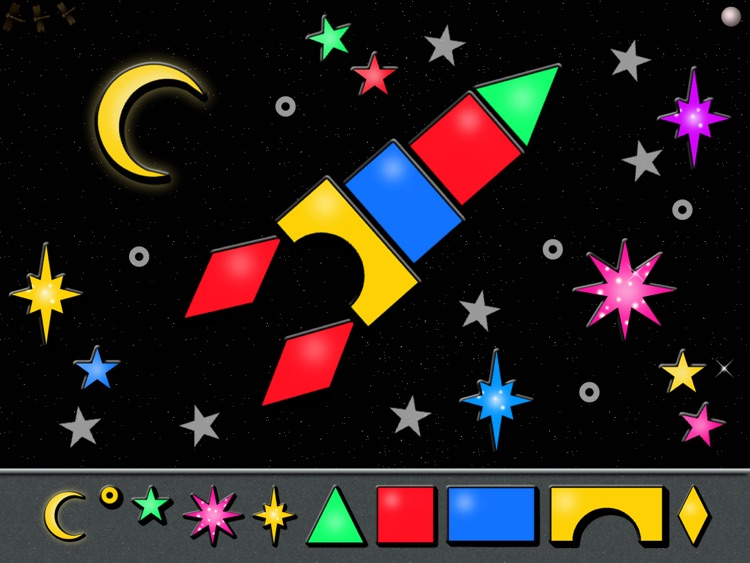 Animated Shape Puzzles for Boys
