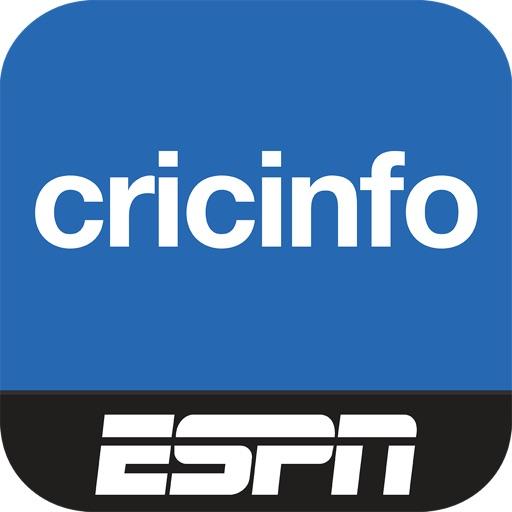 The ESPNcricinfo Cricket App for iPad icon