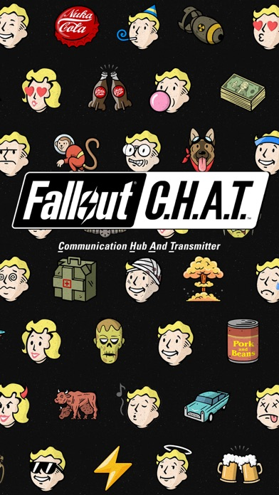 Fallout CHAT screenshot one