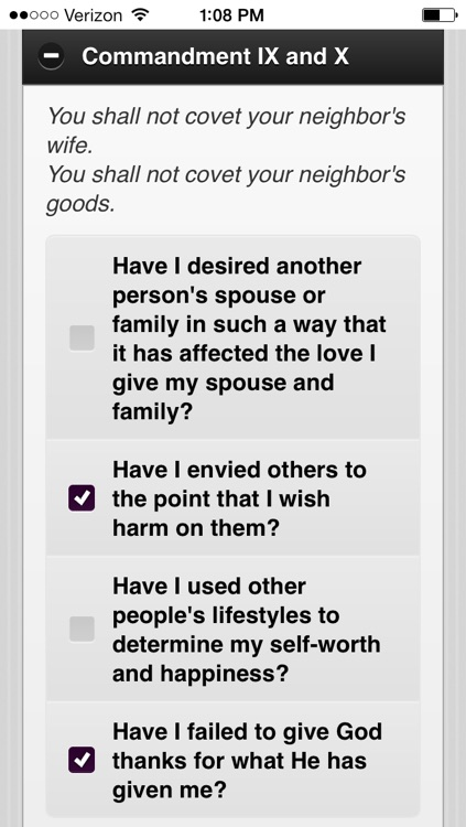 Confession App: Catholic Sacrament screenshot-4
