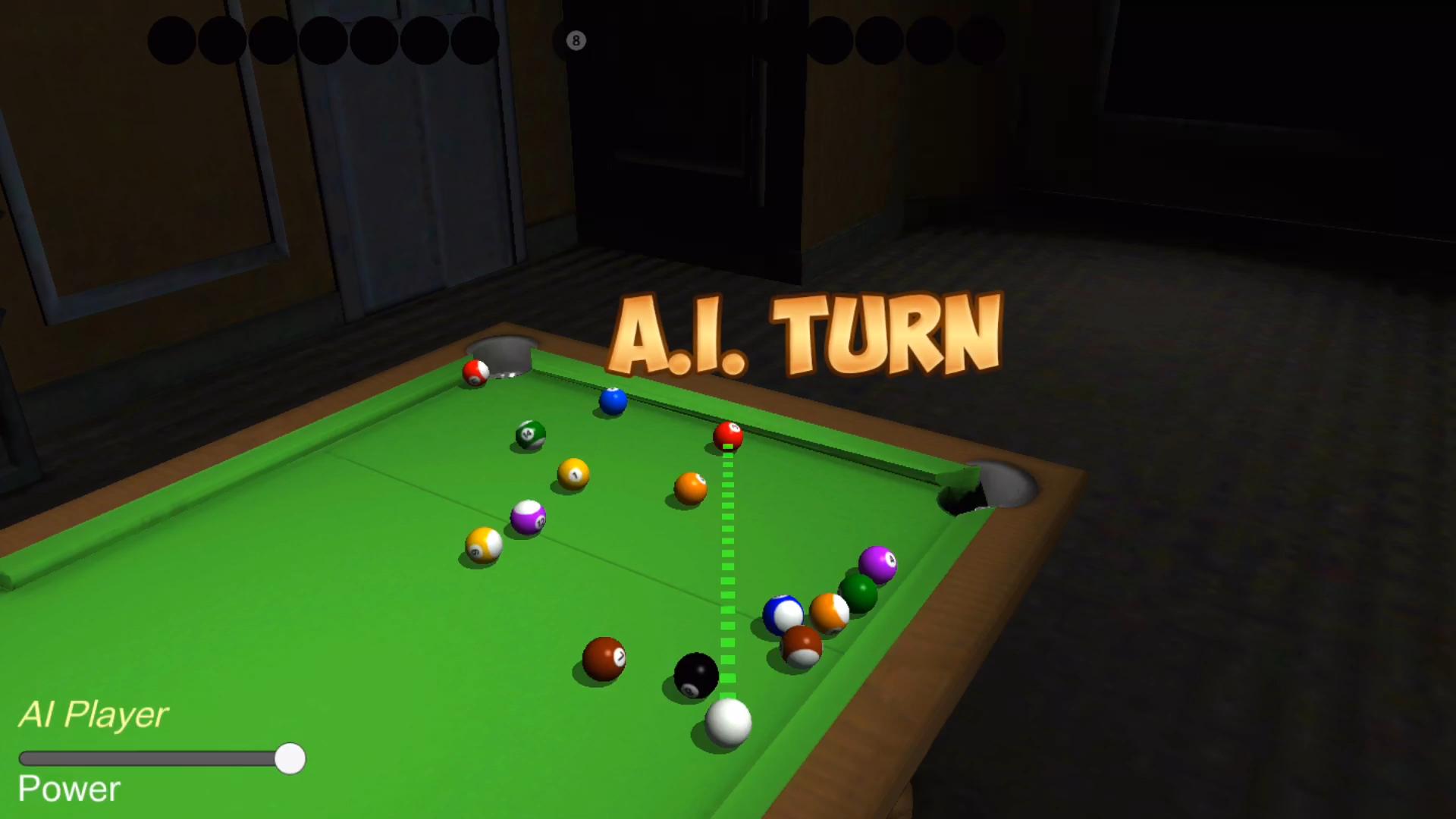 Pool TV screenshot 2