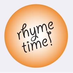 Rhyme Time - Find Rhyming Words