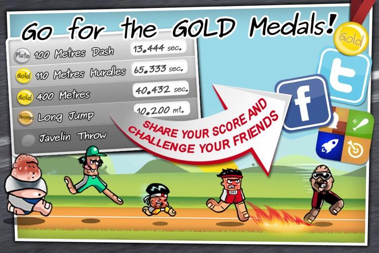 Finger Olympic screenshot-3
