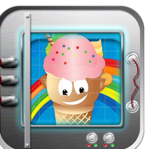 Sundae Ice Cream Maker
