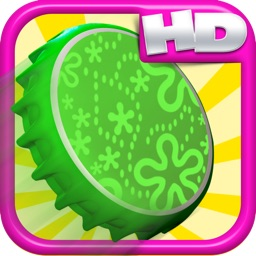 Bottle Cap Blast Extreme HD - A Fun Jumping Edition FREE Game!