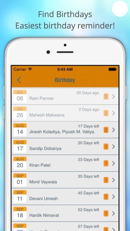 ContactManager – Remove & Merge Duplicate Contacts screenshot-4
