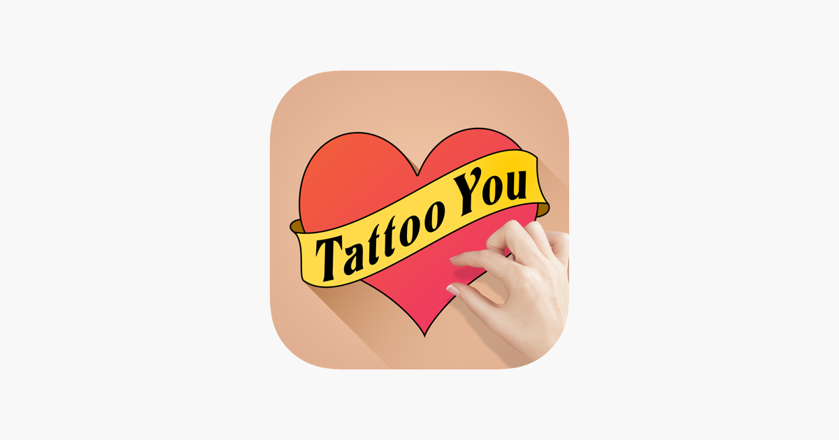 Tattoo You Add Tattoos To Your Photos On The App Store