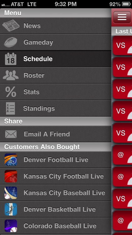 Nebraska Football Live