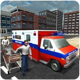 Ambulance Driver - Rescue 911