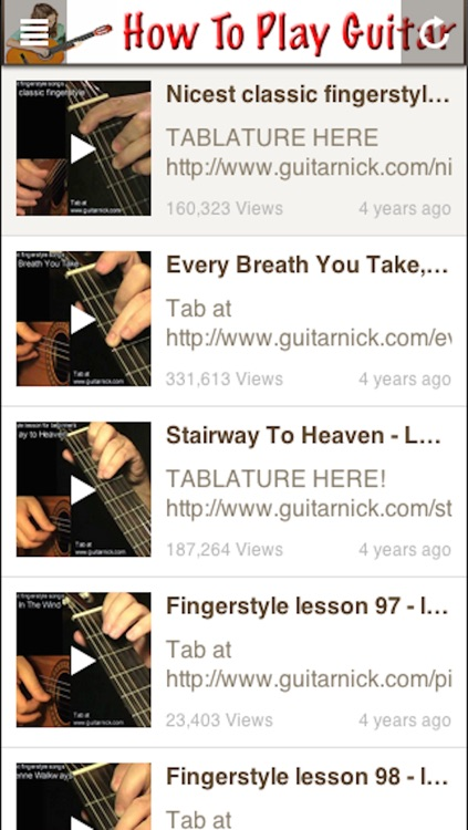 How To Play Guitar Like Pro screenshot-3