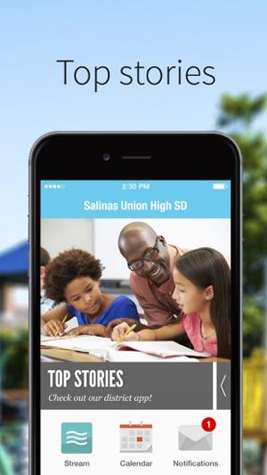 Salinas Union High Sd On The App Store