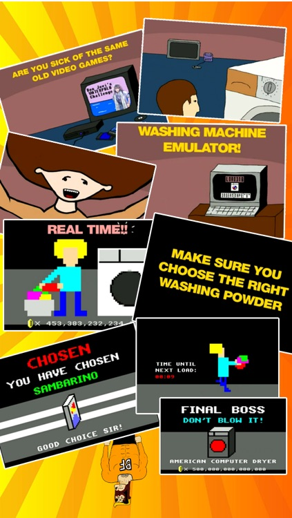 Washing Machine Emulator