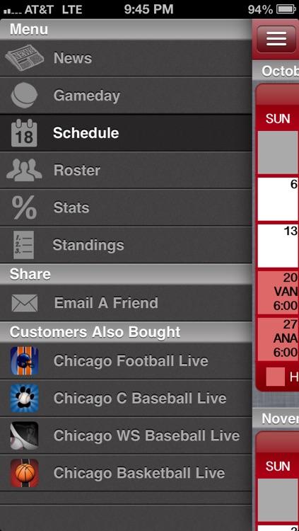 Chicago Hockey Live