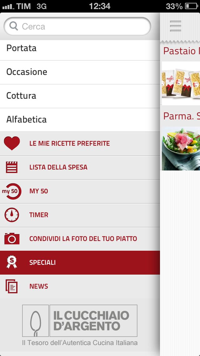 Il Cucchiaio Dargento review screenshots