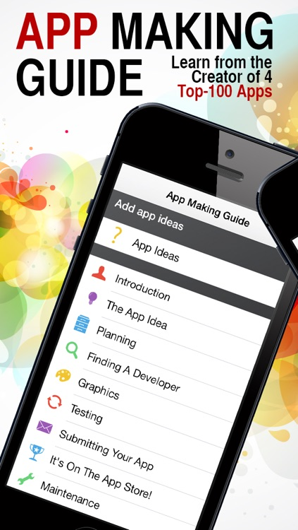 App Making Guide - How To Make An App