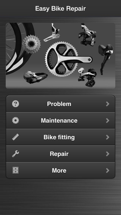 Easy Bike Repair screenshot-0