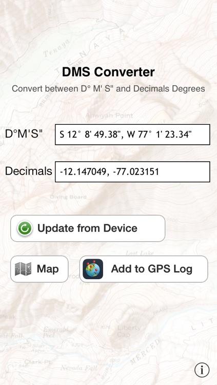 DMS Converter