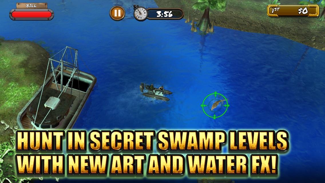 Swamp People Screenshot
