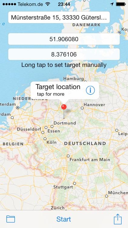 GPS Finder