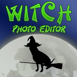 Witch Dress Up Photo Editor - Halloween Costumes for Social Media Picture Post Effects