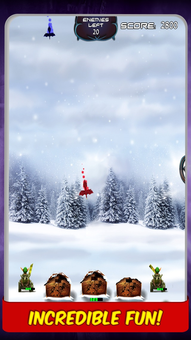 Battle of Elves Game : Fun missile defence games against magic birds hack tool