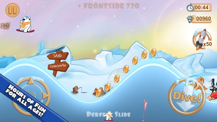Snowboard Racing Games Free - Top Snowboarding Game Apps