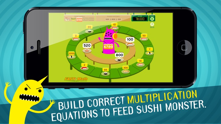 Sushi Monster screenshot-3