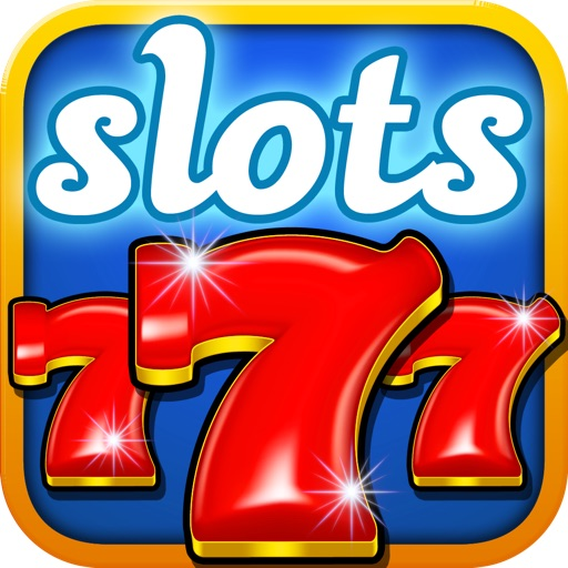 Slots Casino Cash – Deluxe Sapphire Casino Players Club Pro icon