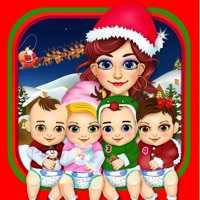 Codes for Mommy's Christmas Baby Salon Doctor - my hair spa santa makeover for kids! Hack
