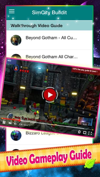Guide for Lego Batman 3 screenshot-3