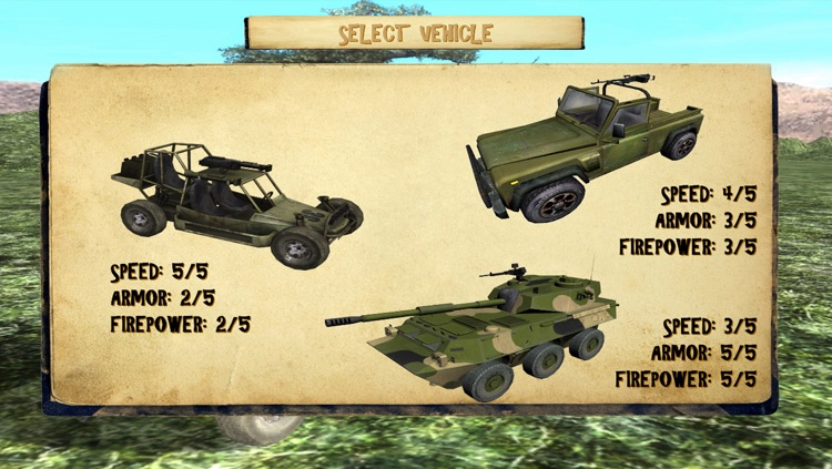 Safari 4x4 Driving Simulator 2: Zombie Poacher Hunter screenshot-2