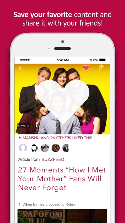 FreshFeed - Your personalized feed of trending content, videos, gifs, news and more! screenshot-4