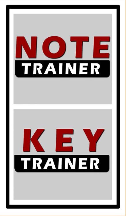 Note and Key Signature Trainer (Treble,Bass,Alto,Tenor) screenshot-3