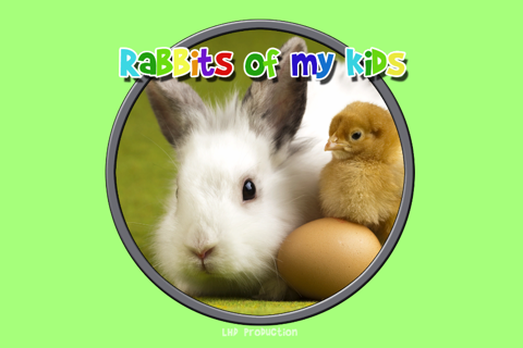 rabbits of my kids - free screenshot 1