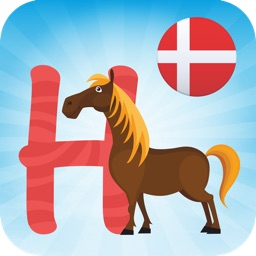 Spell Animal Name in Danish - Stave Dyr Navn i Dansk