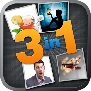 What's the Word 3 in 1 - What's the Pic , Pic Combo and Guess the Expressions