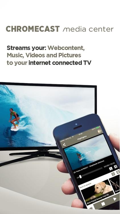 ZappoTV for Chromecast screenshot-0